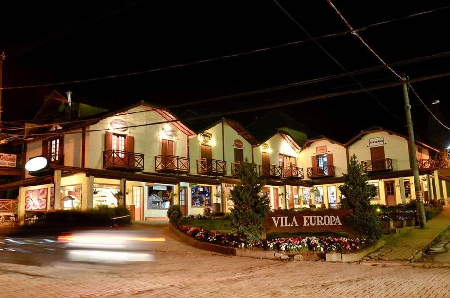 Perto da divisa entre Minas Gerais e São Paulo, Monte Verde é um dos points de inverno dos paulistas