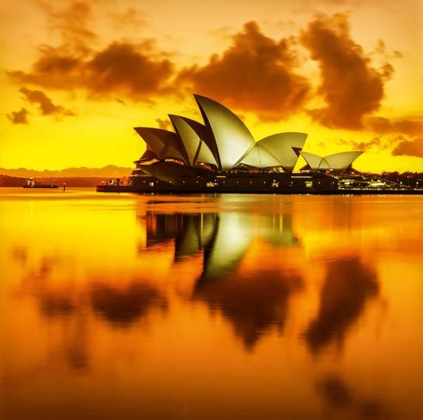 Opera House: sala de espetáculo e ícone maior de Sydney