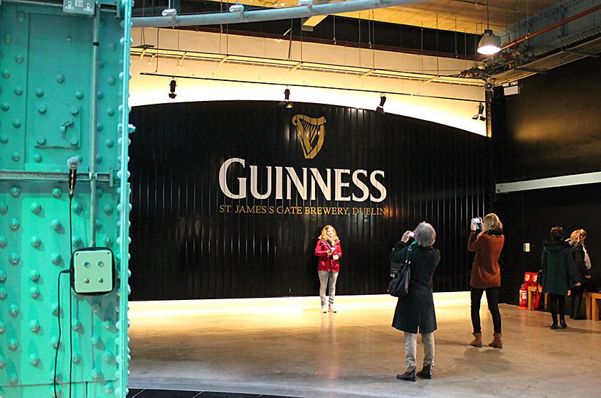 Guinness Entrada, Dublin