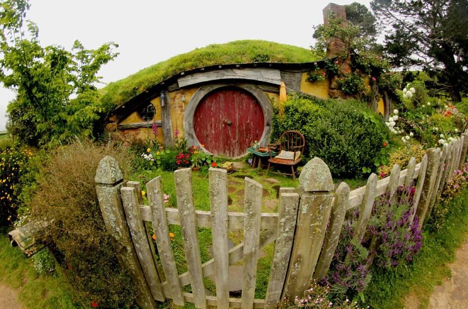 De acordo com  gerente de vendas, Henry Horny, o passeio por Hobbiton é como se os turistas entrassem no mundo do filme