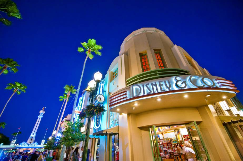 Hollywood Studios, na Walt Disney World Resort