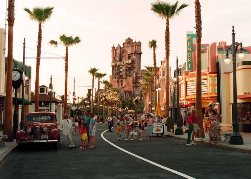 Hollywood Studios, parque temático do complexo Walt Disney World, em Orlando