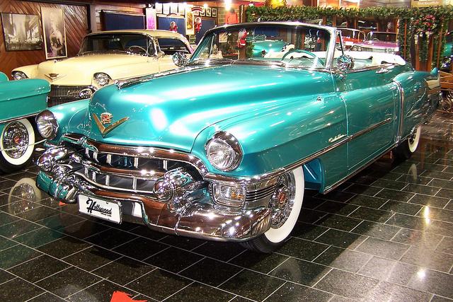 Cadillac do Hollywood Dream Cars, Gramado, Rio Grande do Sul
