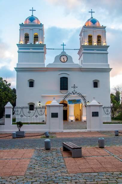 <em>Iglesia San Carlos Borromeo</em>, foto de William Moreira