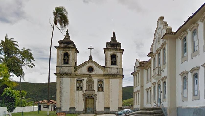 Igreja Bom Jesus de Matosinhos / São Miguel e Almas, Ouro Preto (MG)