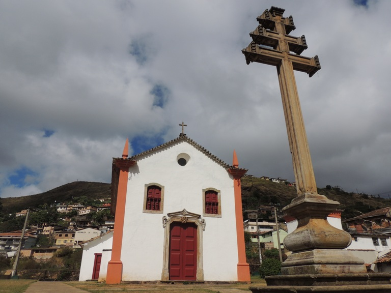Igreja do Padre Faria, Ouro Preto, Minas Gerais
