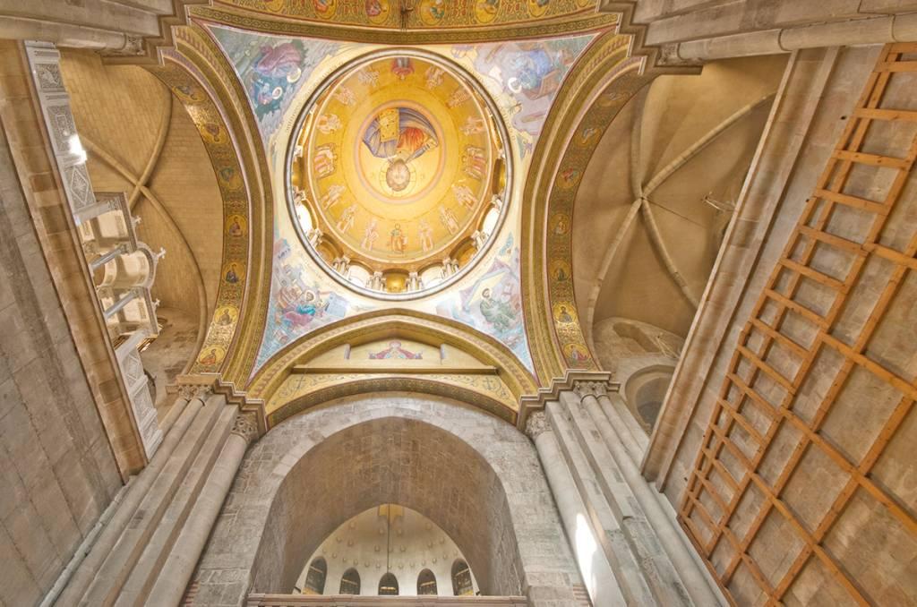 Igreja Santo Sepulcro, Jerusalem