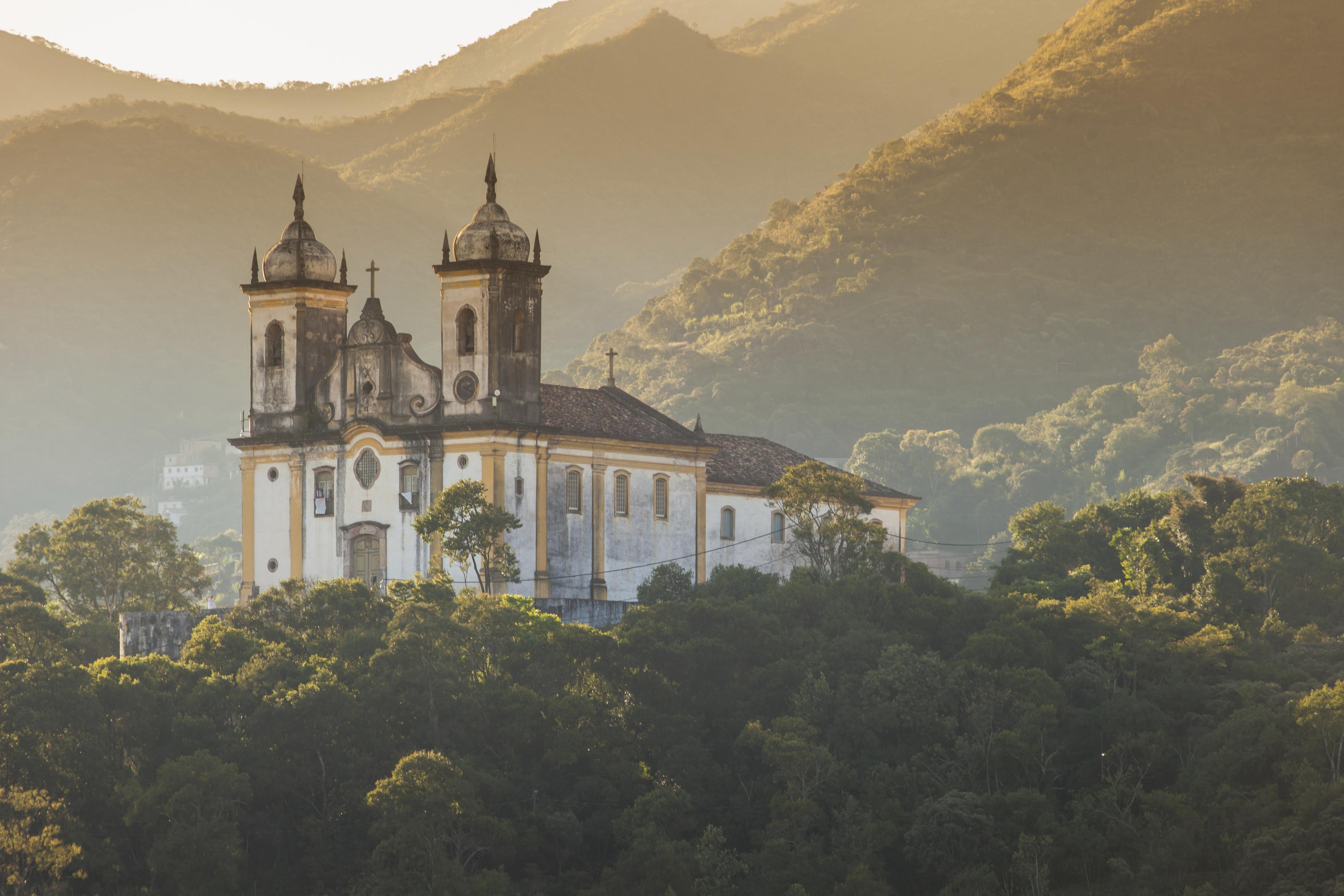 Igreja São Francisco de Paula, Ouro Preto, Minas Gerais