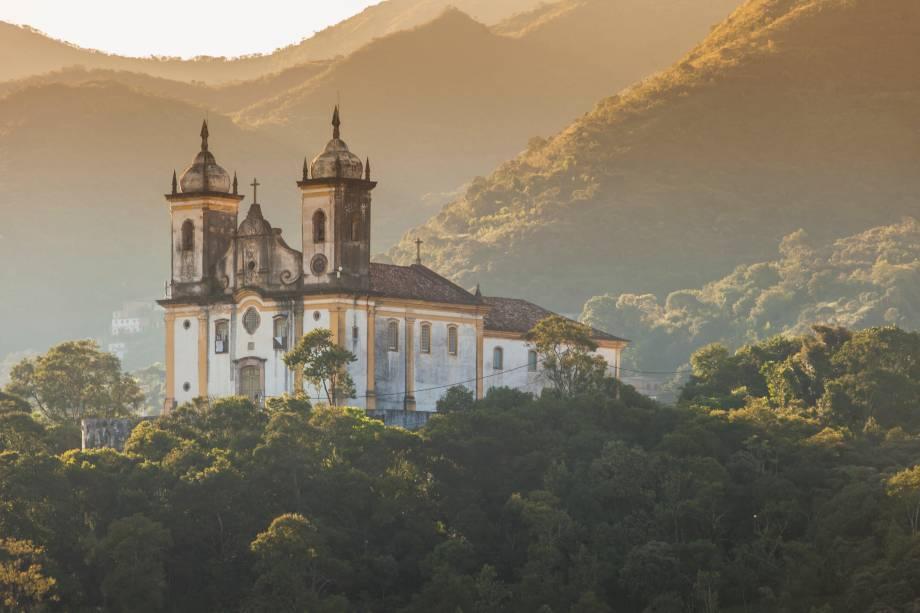 AIgreja São Francisco de Paula foi a última construída durante o período colonial brasileiro,entre 1804 e 1898