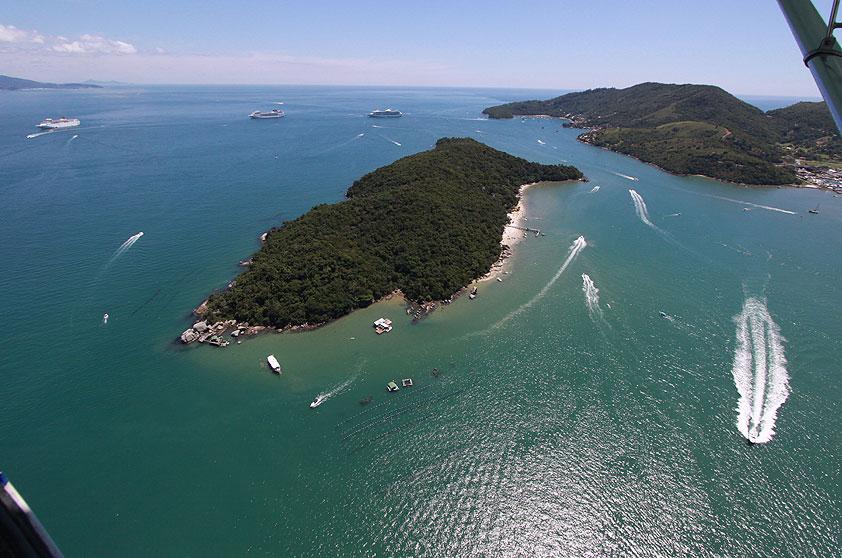 Ilha de Porto Belo, Santa Catarina