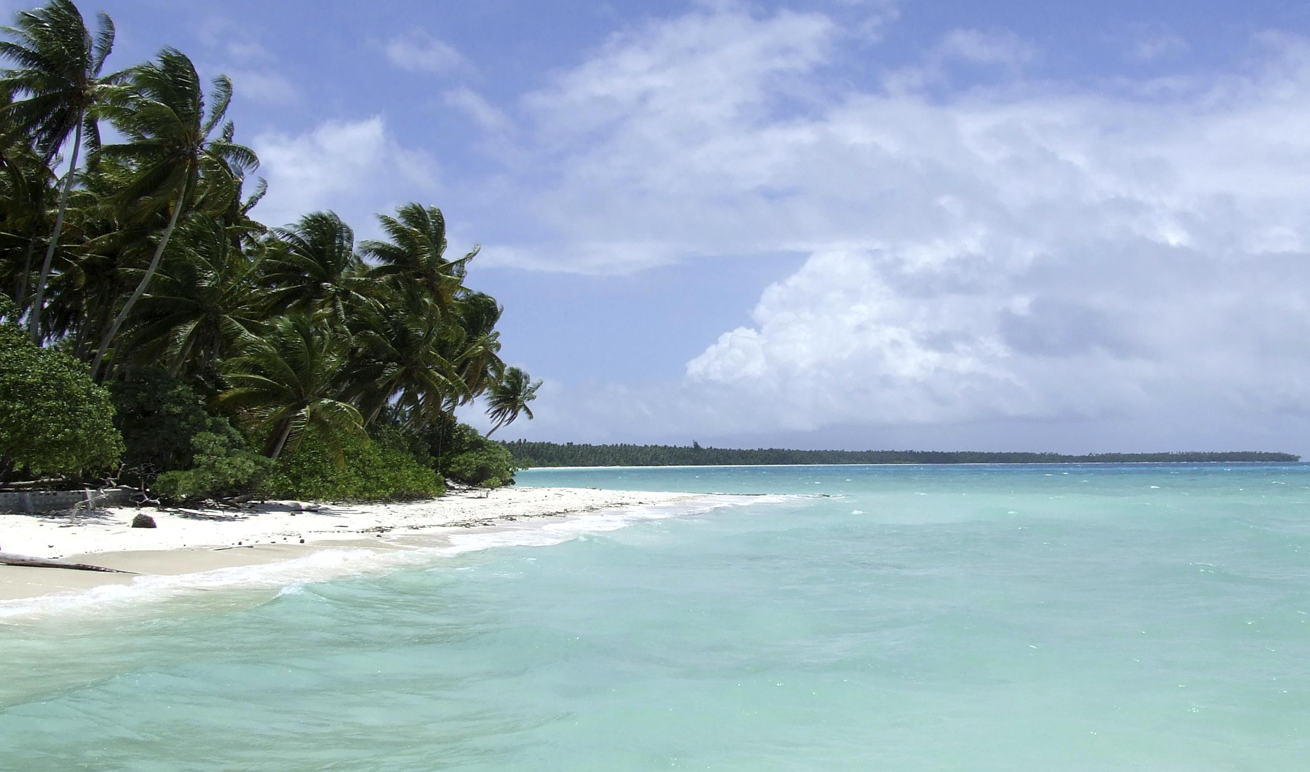 Ilhas Marshall istock