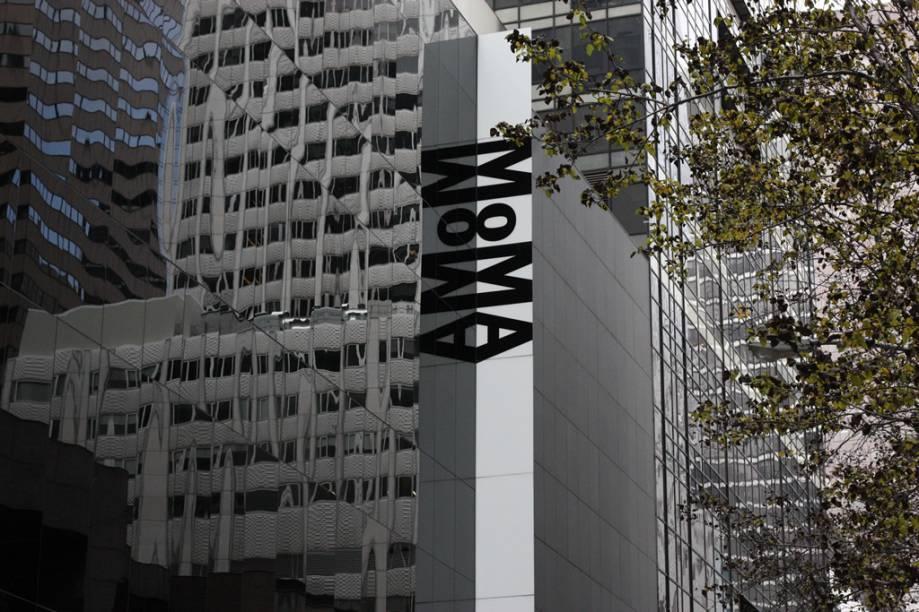Considerado o maior acervo de arte moderna do mundo, o MoMA abriga mais de 150 mil trabalhos, entre pinturas, esculturas e fotografias