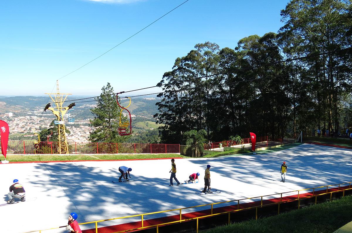 Ski Mountain Park em São Roque (SP)