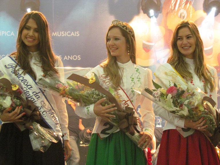 Como nas edições anteriores, neste ano também haverá o concurso de rainha e princesas da 26.ª Marejada de Itajaí