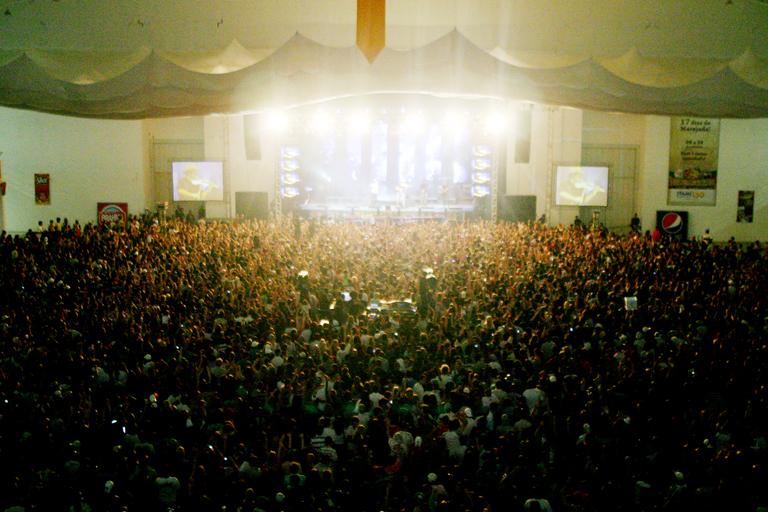 As 190 apresentações regionais e os seis shows com artistas de renome nacional são alguns dos atrativos da Marejada de Itajaí em 2012