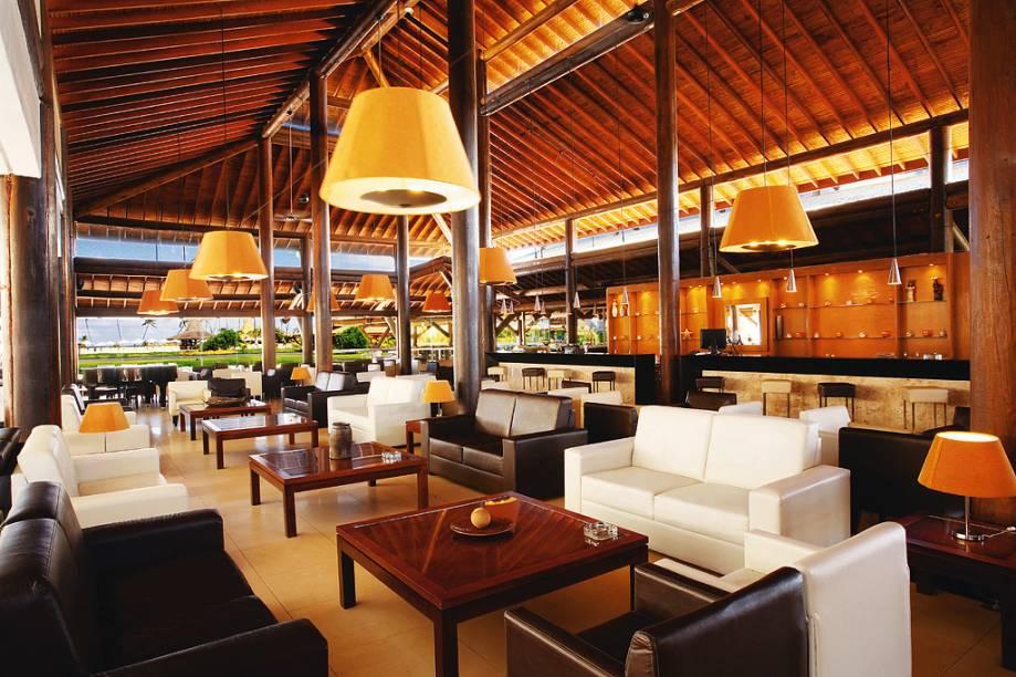 Interior do Vila Galé Mares Resort, Guarajuba, Bahia