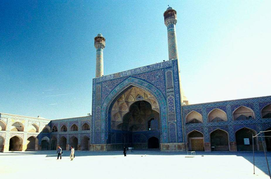 """<strong>Isfahan - <a href=""""http://viajeaqui.abril.com.br/paises/ira"""" rel=""""Irã """" target=""""_blank"""">Irã </a></strong>"""