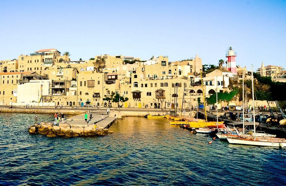 Porto de Jaffa, Israel
