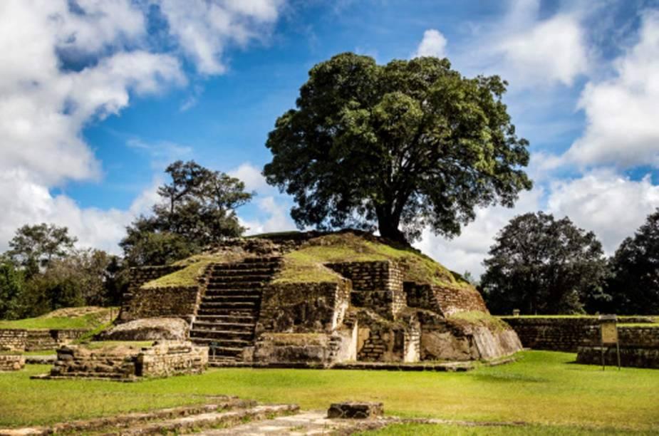 Ruínas maias, Guatemala