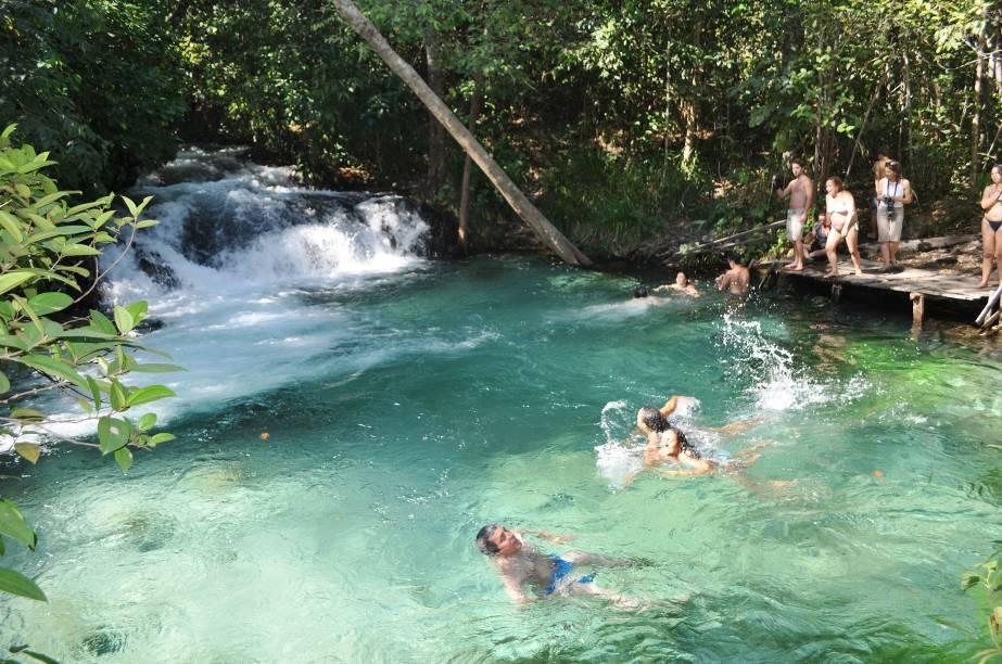 """É possível acampar perto da <a href=""""https://turismo.to.gov.br/regioes-turisticas/encantos-do-jalapao/principais-atrativos/mateiros/cachoeira-do-formiga/"""" target=""""_blank"""" rel=""""noopener""""><strong>Cachoeira do Formiga</strong></a>, em Mateiros, no Parque Estadual do Jalapão"""