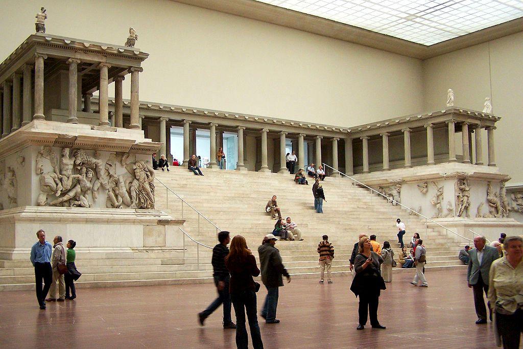 Pergamonmuseum, Berlim, Alemanha