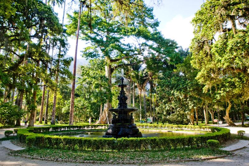 """<strong>5. <a href=""""http://viajeaqui.abril.com.br/estabelecimentos/br-rj-rio-de-janeiro-atracao-jardim-botanico/fotos"""" rel=""""Jardim Botânico"""" target=""""_blank"""">Jardim Botânico</a></strong>            O Chafariz das Musas, no Jardim Botânico do Rio de Janeiro, foi trazido em 1895, da cidade de Derby, na Inglaterra."""