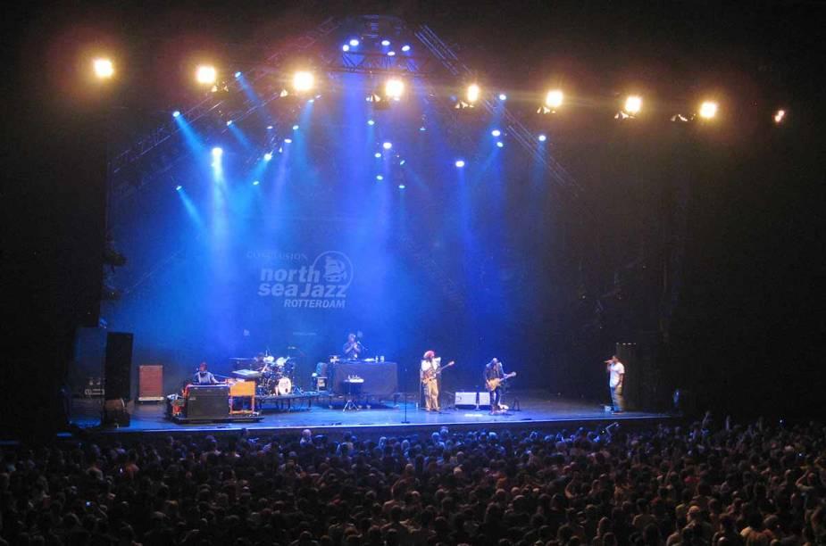 <strong>Festival de Jazz do Mar do Norte, Roterdã</strong>    Por três dias, Rotterdam vira a capital mundial do jazz.