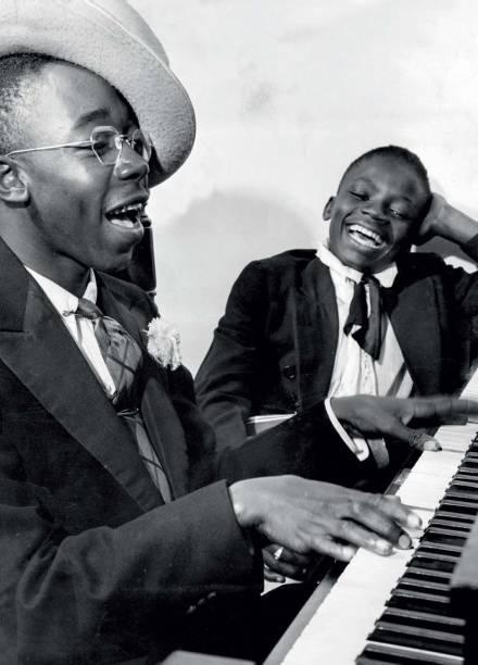 Jazzistas dos 1950s
