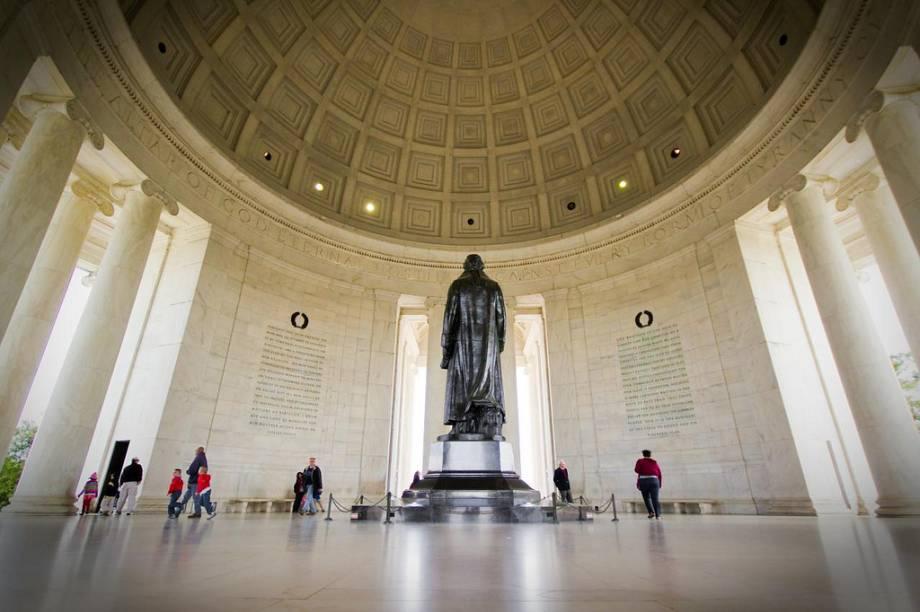 Jefferson Memorial em Washington DC