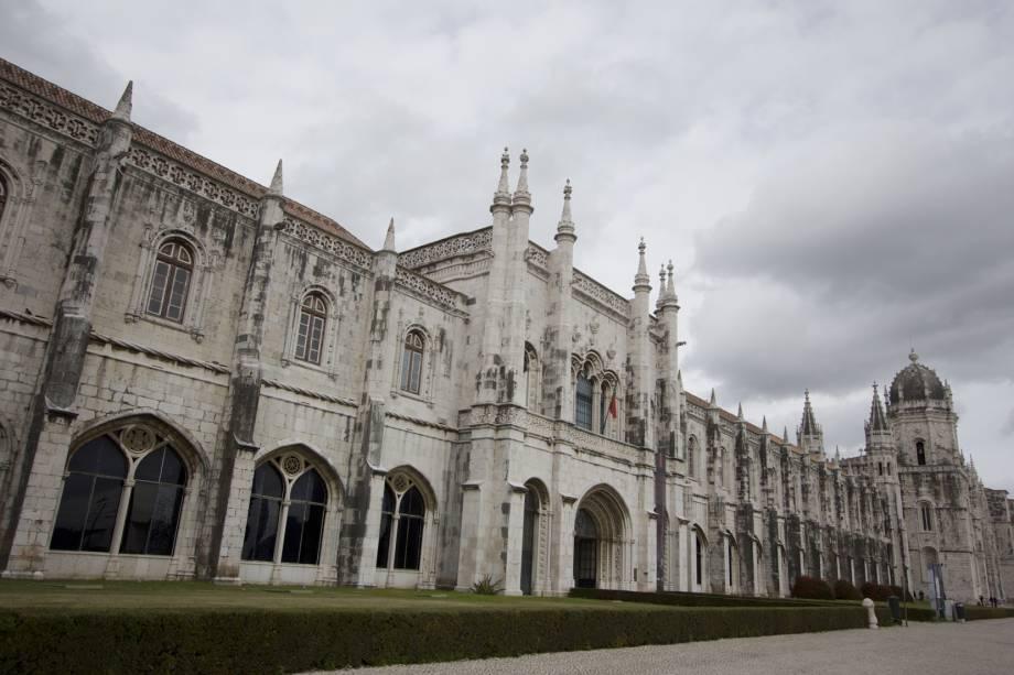 O Mosteiro dos Jerónimos é patrimônio da humanidade pela Unesco