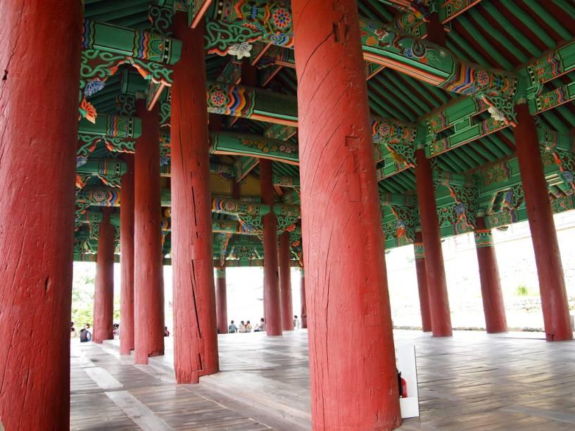 Jinnamgwan Hall, em Yeosu