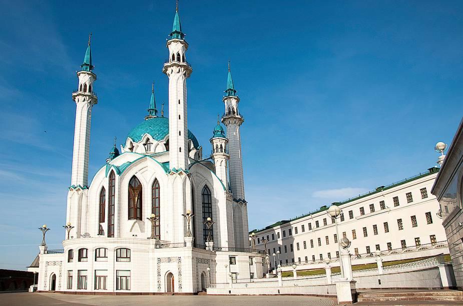 """<strong>8. Kazan - <a href=""""http://viajeaqui.abril.com.br/paises/russia"""" rel=""""Rússia"""" target=""""_blank"""">Rússia</a></strong>A cultura e a história local deslumbram os viajantes que conhecem a cidade às margens do rio Volga. Não é difícil encontrar bons restaurantes para provar a (boa) gastronomia regional."""