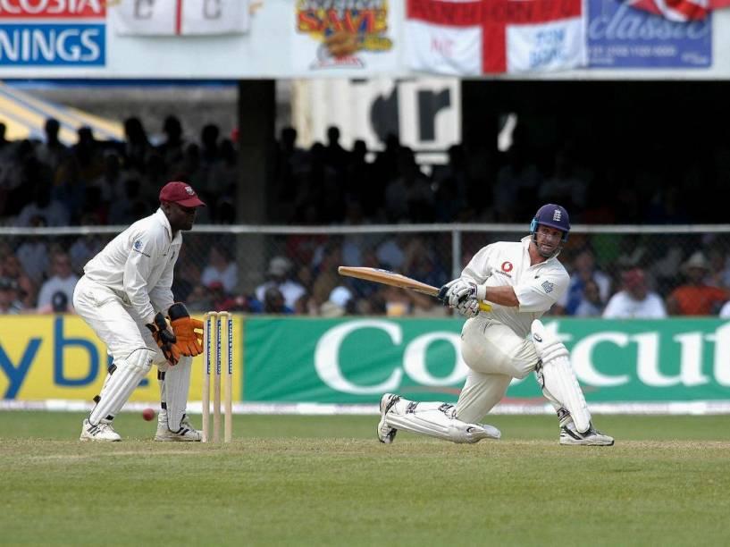 Um dos esportes mais tradicionais das Índias Ocidentais é o críquete, trazido pelos colonizadores britânicos