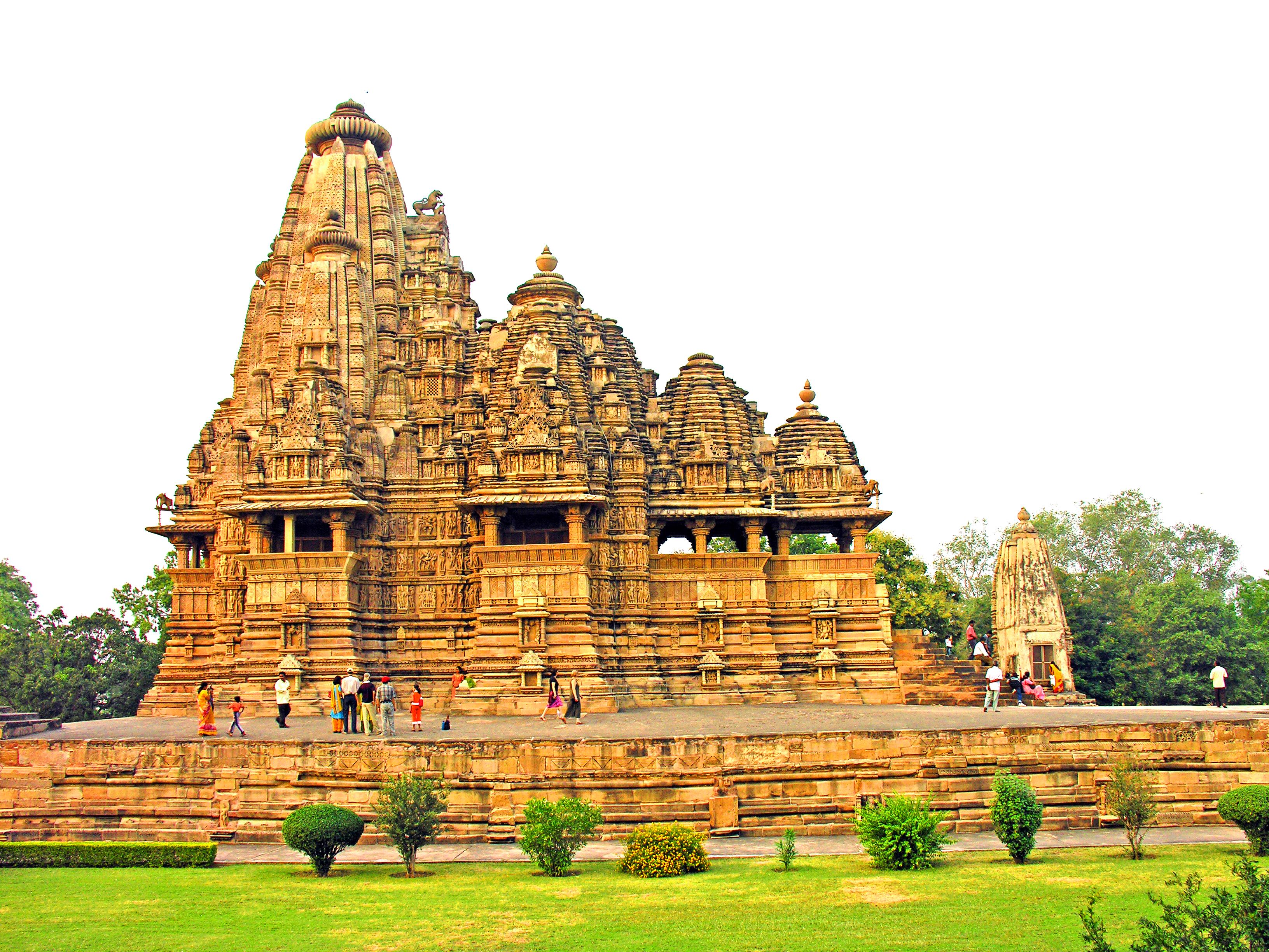 Khajurajo e o Kama Sutra, Madhya Pradesh, Índia