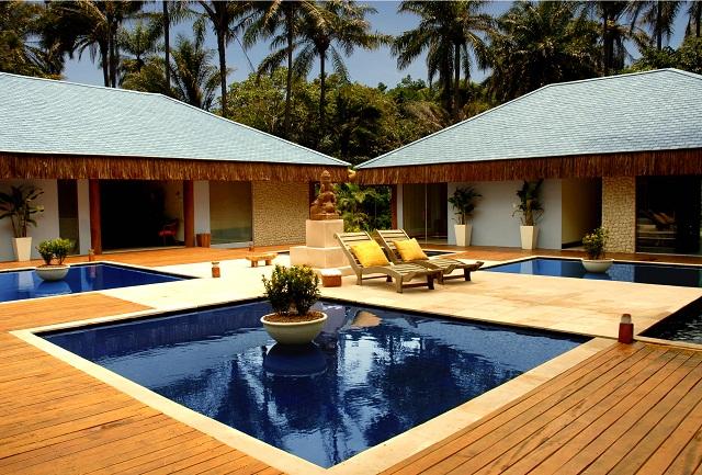 Kiaroa Eco-Luxury Resort, em Barra Grande, Maraú, Bahia