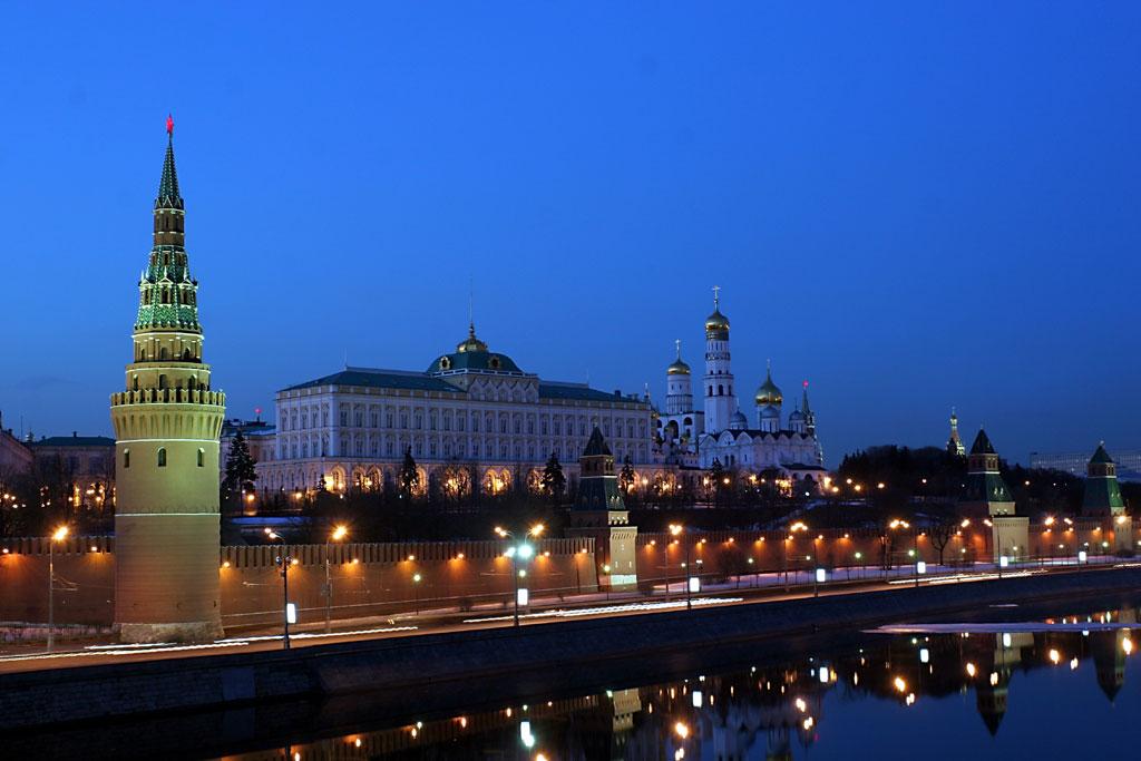 Kremlin Guerra e Paz – Rússia