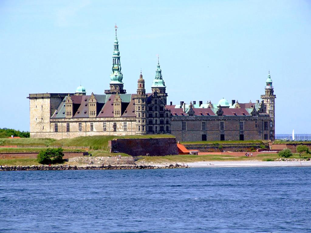 Castelo de Kronborg (Helsingor)