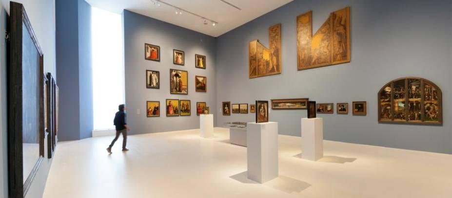 2. O Kunstmuseum é o museu mais antigo do país, tem grande acervo de pinturas do século 15 e 16 (Lucas Cranach, Hans Holbein e outros), de modernos (Chirico, Braque, Chagall) e razoável de contemporâneos (da pop art americana a Joseph Beuys). St. (Alban-Graben 16)
