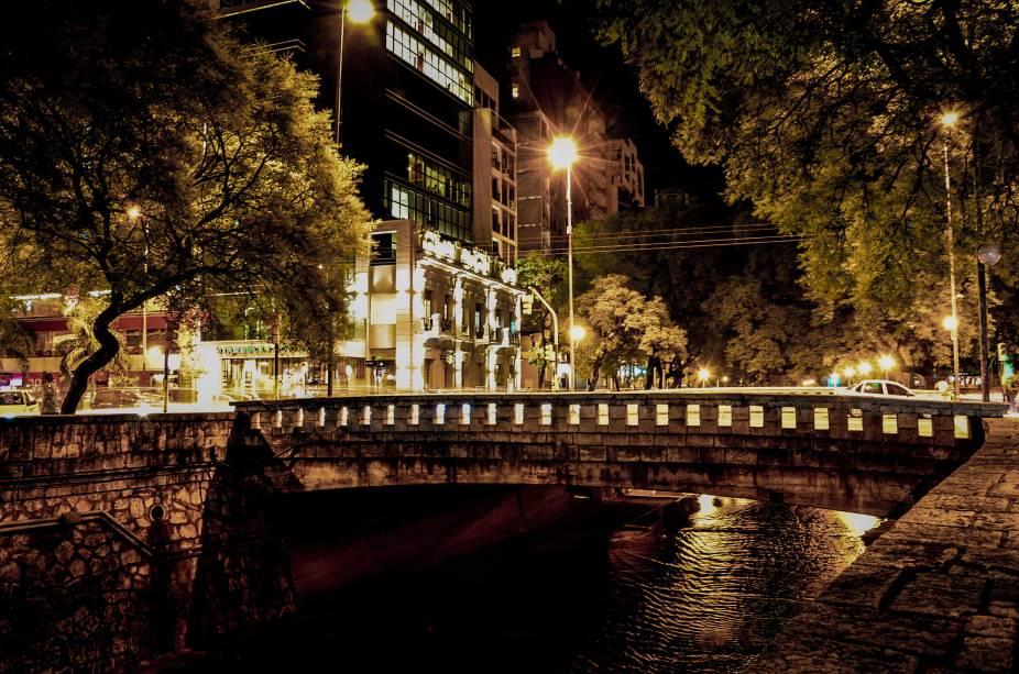 O Canal de La Cañada é um dos lugares mais visitados de Córdoba, oferecendo uma bela visão ao turista