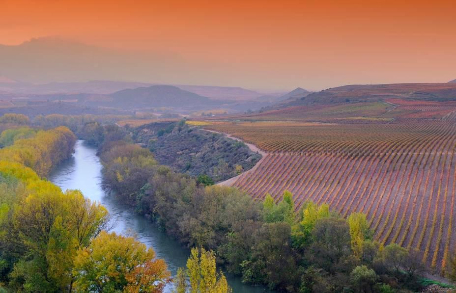 """<strong>La Rioja, <a href=""""http://viajeaqui.abril.com.br/paises/espanha"""" rel=""""Espanha"""" target=""""_self"""">Espanha</a></strong>Considerada a Bordeaux espanhola, a região de La Rioja é a mais importante para a vitivinicultura do país. Suas paisagens incríveis fazem dela uma das mais belas regiões de toda a Europa, com produção focada em rótulos de vinhos tintos, jovens e frutados. Entre as principais castas da região, destacam-se aTempranillo, a Garnacha, a Cariñena e a Mazuelo<em><a href=""""http://www.booking.com/region/es/la-rioja.pt-br.html?aid=332455&label=viagemabril-vinicolas-da-europa"""" rel=""""Veja preços de hotéis em La Rioja no Booking.com"""" target=""""_blank"""">Veja preços de hotéis em La Rioja no Booking.com</a></em>"""