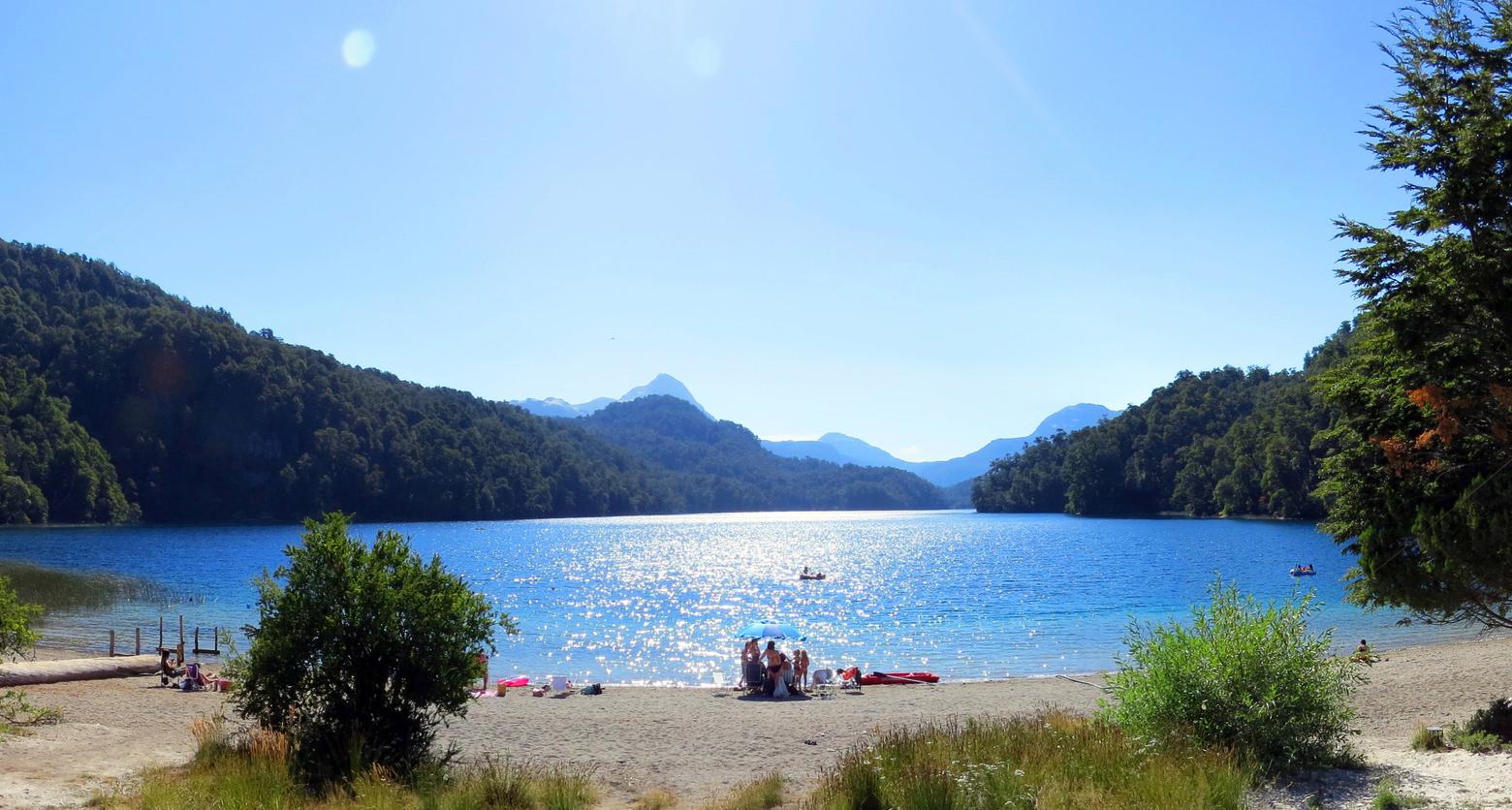 Lago Espejo Chico - Ruta de los Siete Lagos - Argentina - Flickr - maxdf