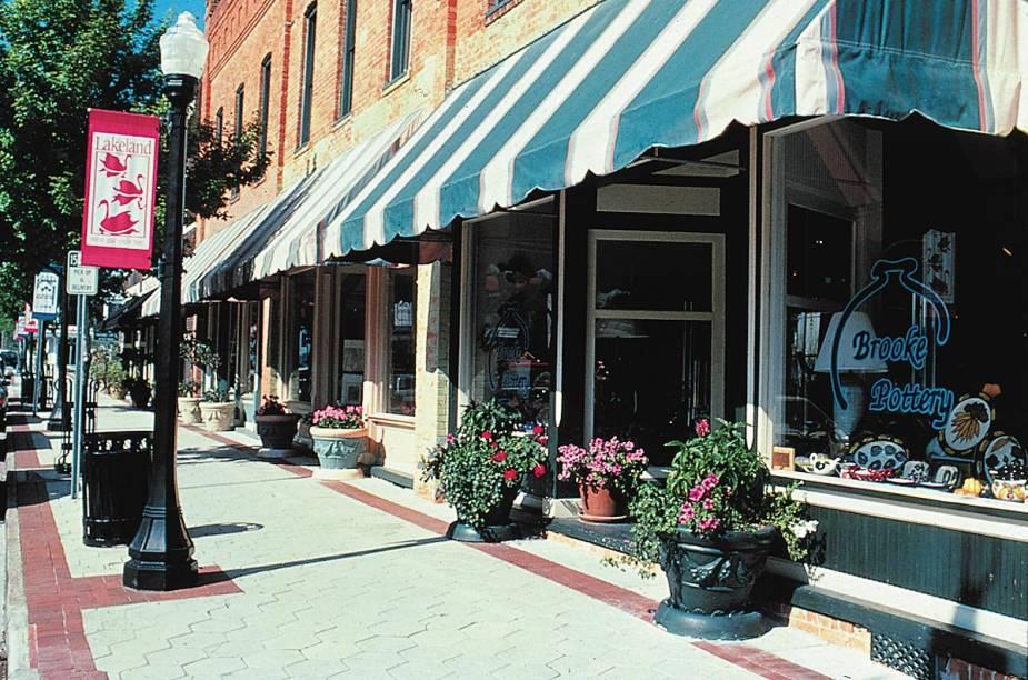 No Antiques District, o centrinho histórico da cidade, estão lojinhas de antiguidades charmosas, além de bares e restaurantes descolados