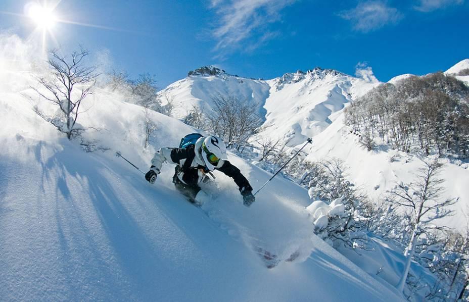 A região vulcânica de Chillán é um dos melhores destinos para turistas que desejam praticar esqui