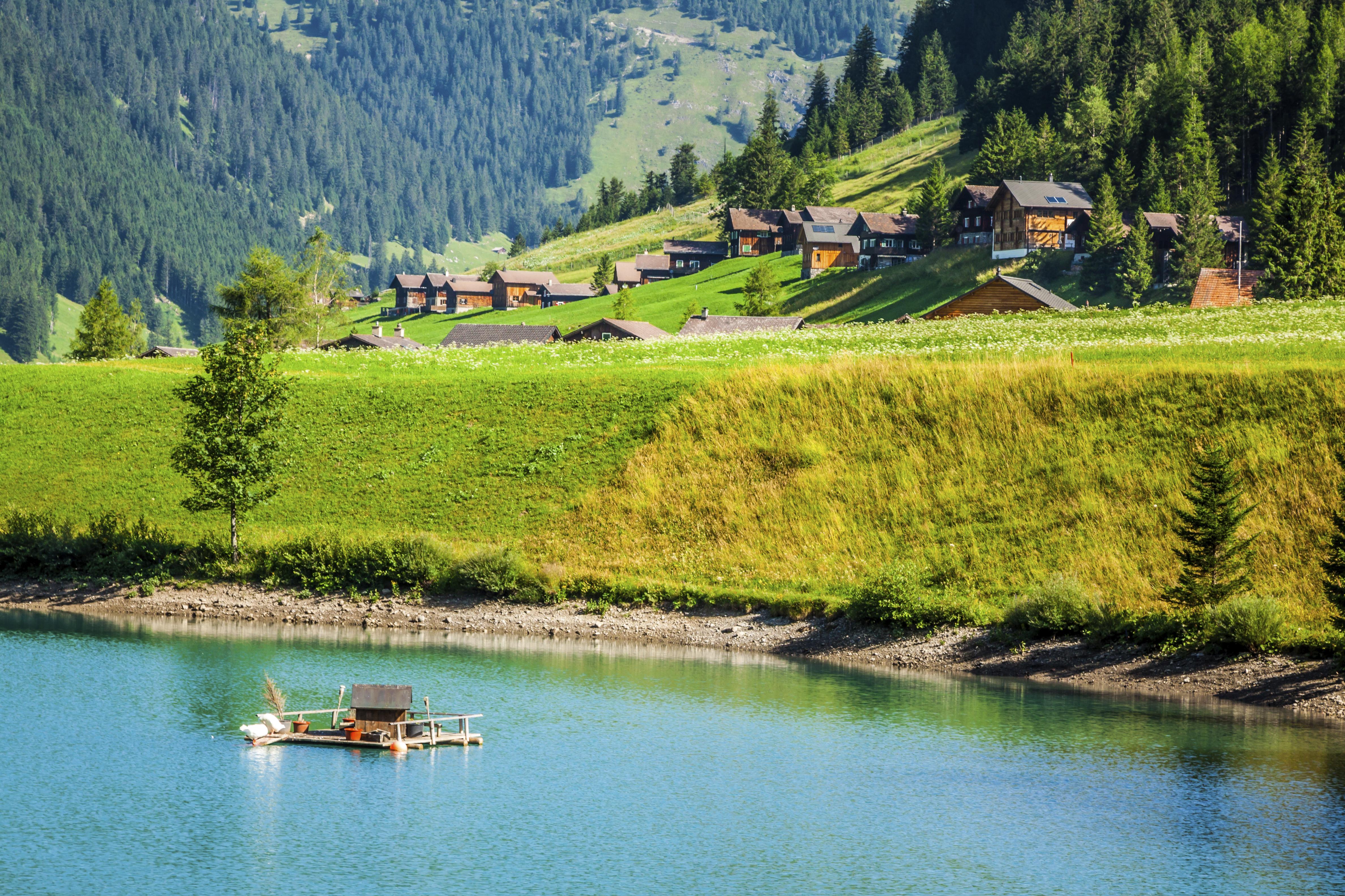 Liechtenstein istock