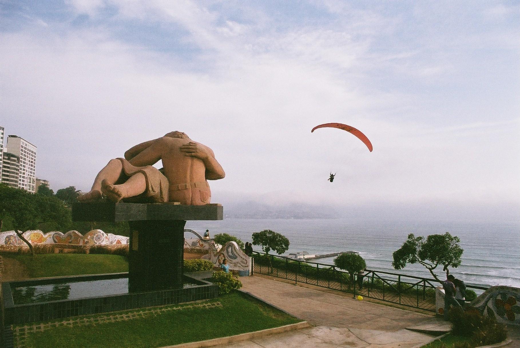 Plaza del Amor, Miraflores, Lima, Peru