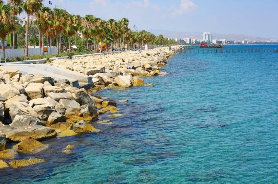 """<strong>3. Limassol - Chipre</strong>Tanto os amantes da história, quanto os """"praieiros"""", podem curtir esse destino Mediterrâneo, que mistura praias e bons atrativos culturais."""