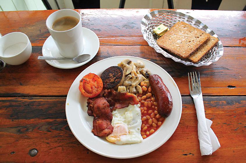 Lovinspoon Cafe, Dublin