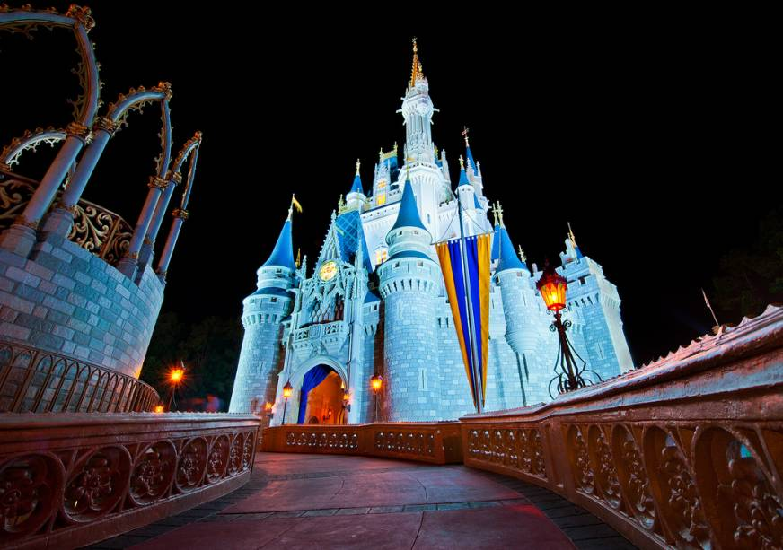Magic Kingdom, no Walt Disney World