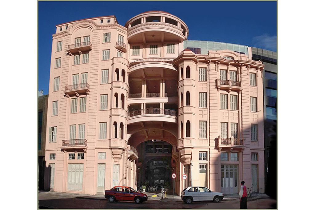 Casa de Cultura Mário Quintana, em Porto Alegre