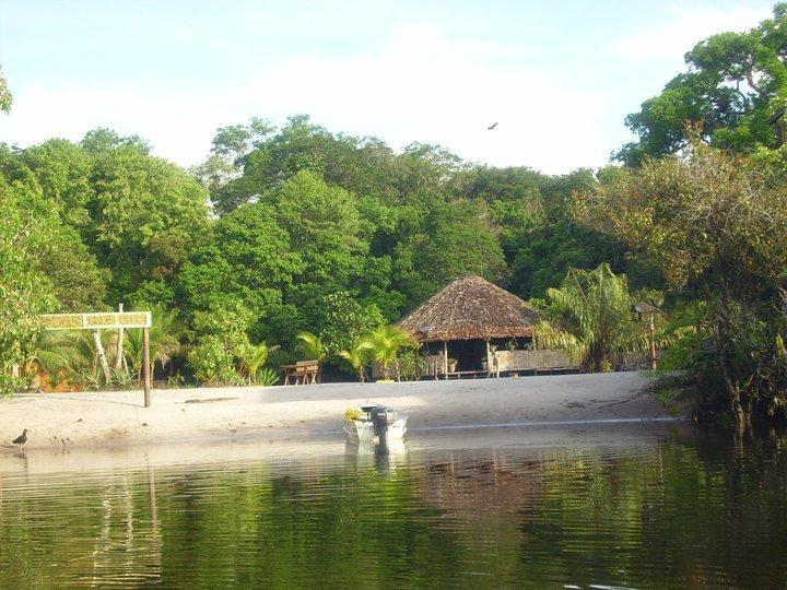 """<strong><a href=""""http://malocas.com/"""" target=""""_blank"""" rel=""""noopener"""">Malocas Jungle Lodge</a></strong> Como num vilarejo indígena, o hotel é construído com técnicas tradicionais indígenas, em madeira nativa coberto com cavacos e telhas de barro. As malocas (quartos e o restaurante) não têm energia elétrica – nem sinal de celular ou internet. Os guias levam hóspedes para pernoites na selva, onde todos preparam a própria comida e dormem em barracas."""